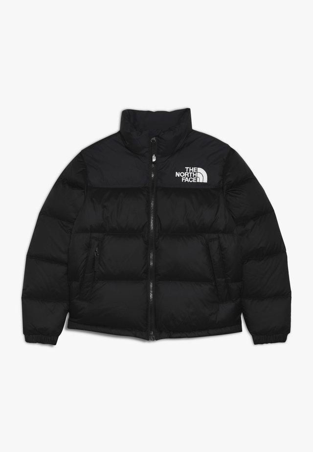 Y 1996 RETRO NUPTSE DOWN JACKET - Gewatteerde jas - black