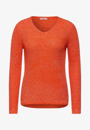 MOULINE  - Jumper - orange