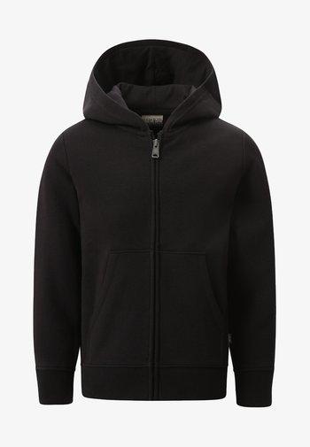 K BOLI FZH WINT - Zip-up hoodie - black