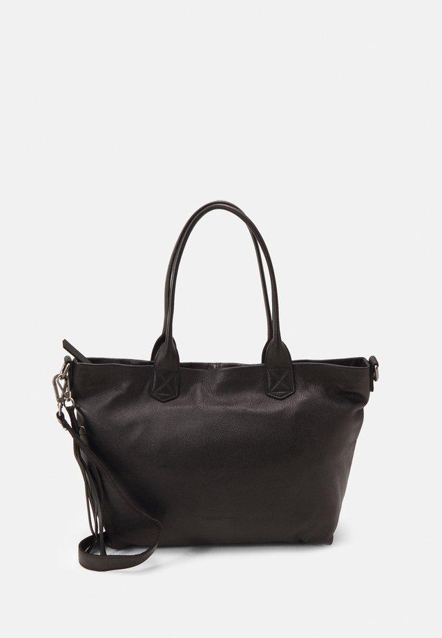 SHORTY ZOOM - Shopper - black