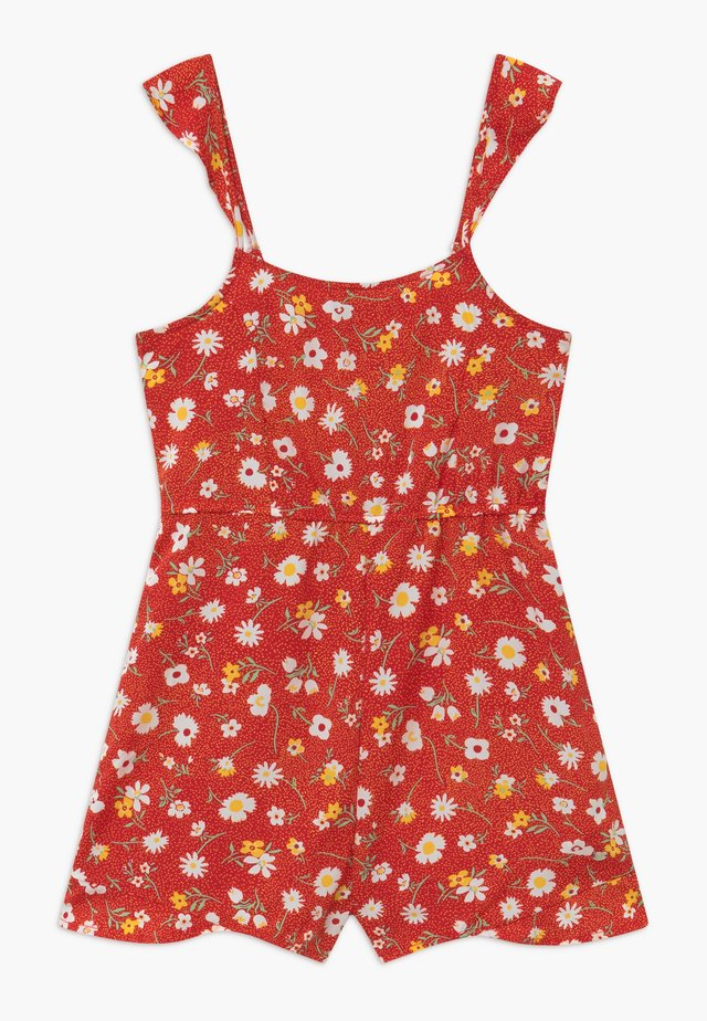MALAWI - Jumpsuit - red