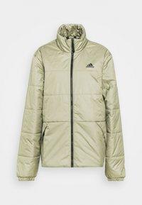 3 STRIPES INSULATED JACKET - Winter jacket - orbit green
