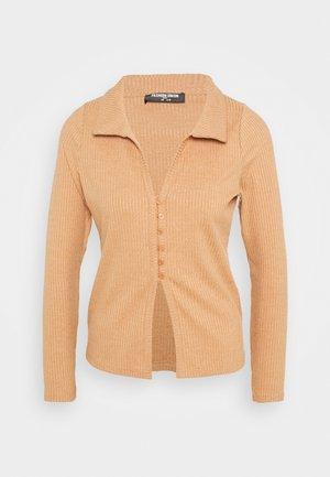 FENNEL CARDI - Cardigan - beige