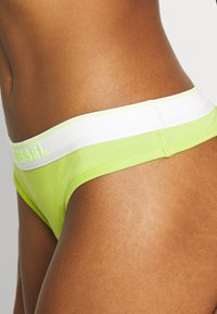 Diesel - STARS 3 PACK - Thong - green/lilac/lemon - 6