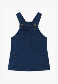 Name it - NBFATORINA  - Day dress - dark blue denim - 0