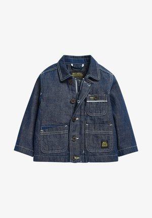 Džínová bunda - blue denim