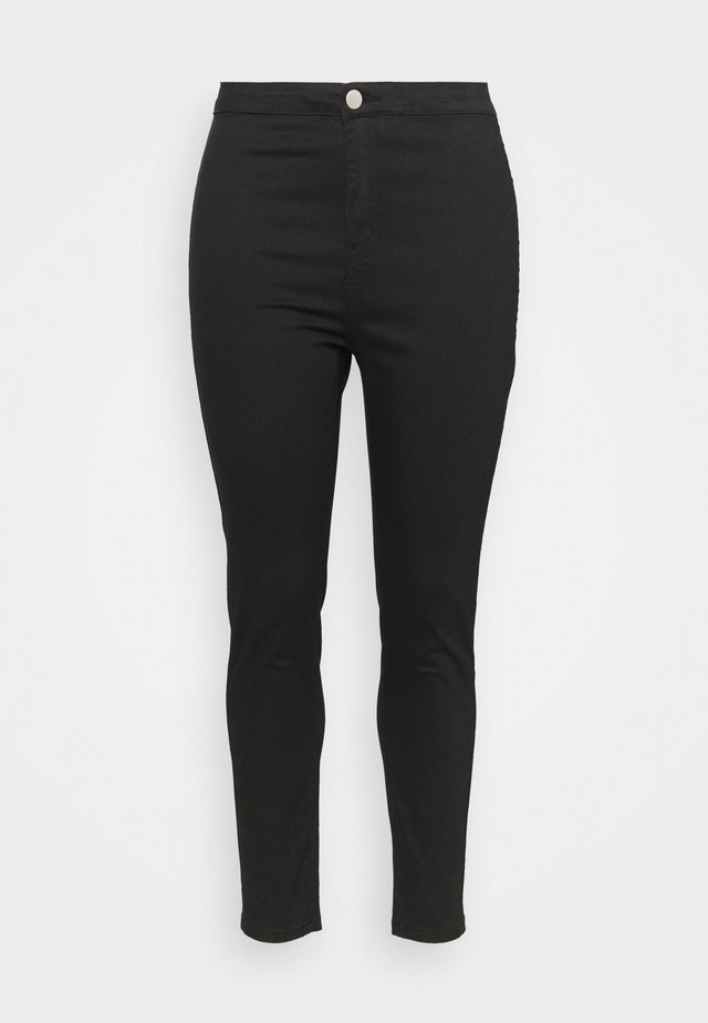 NELL - Jeans slim fit - black