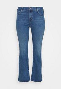 Levi's® Plus - 725 PL HR BOOTCUT - Bootcut jeans - rio rave plus - 3