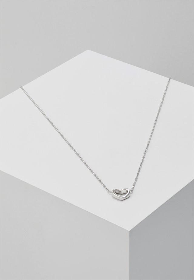 HEART  - Kaulakoru - silver-coloured