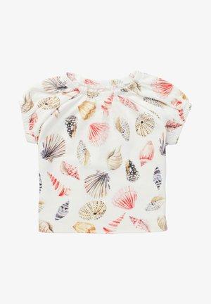 MADERA - T-shirt print - snow white