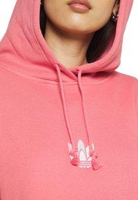 adidas Originals - HOODIE - Sweatshirt - hazy rose - 4