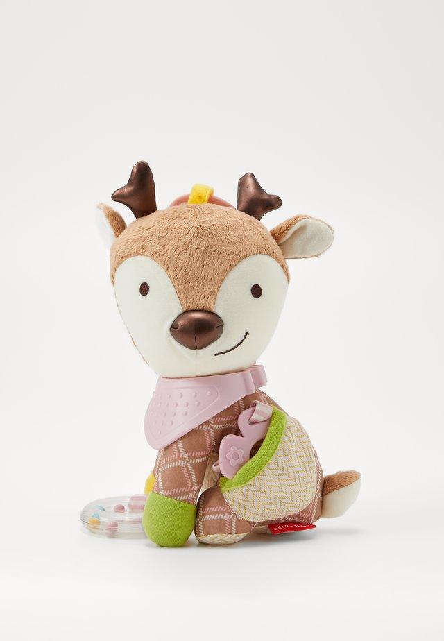 BANDANA BUDDIES DEER - Bamser - multi-coloured/brown