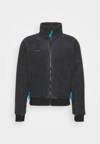 Columbia - BUGABOO 1986 INTERCHANGE 2 IN 1 JACKET - Outdoor jacket - plum/black/fjord blue - 6