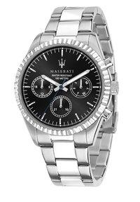 Maserati - QUARZ COMPETIZIONE 43MM - Chronograph watch - edelstahl - 0