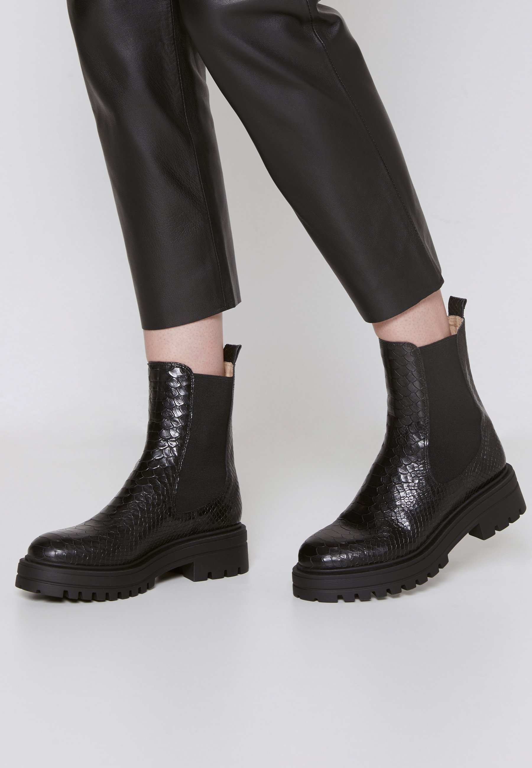 Women MARTI - Classic ankle boots