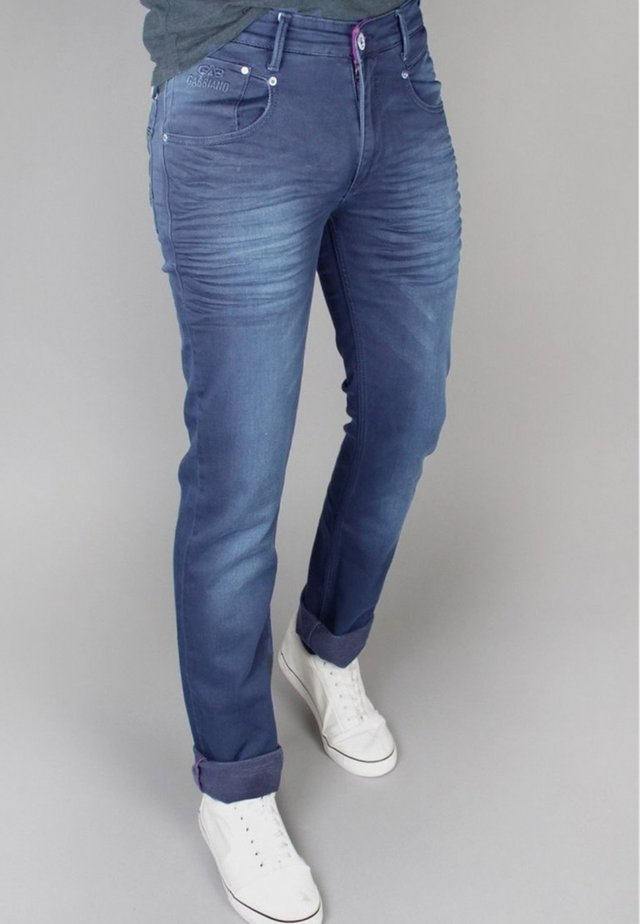 TREVISO - Jeans a sigaretta - blue