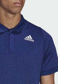 adidas Performance - TENNIS FREELIFT - Polo shirt - blue - 2