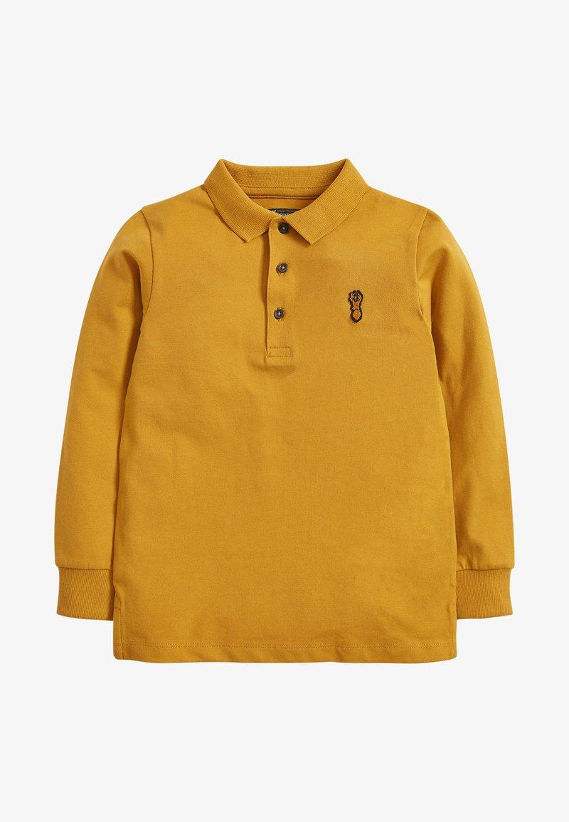 Next - Polo shirt - yellow