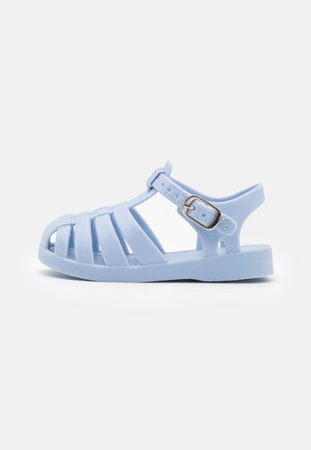 AMALFI JELLY UNISEX - Sandalias - frost blue