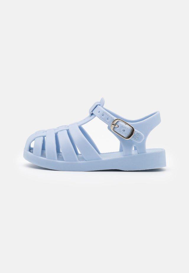 AMALFI JELLY UNISEX - Sandály - frost blue