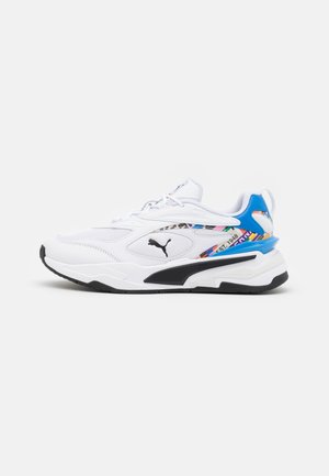 RS FAST INTL GAME JR - Trainers - white/empire yellow