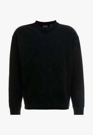 Sweatshirt - mineral black