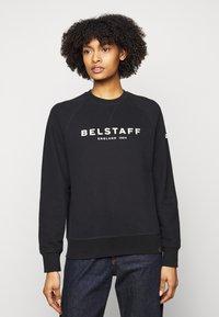 Belstaff - ENGLAND RAGLAN - Sweatshirt - black - 0