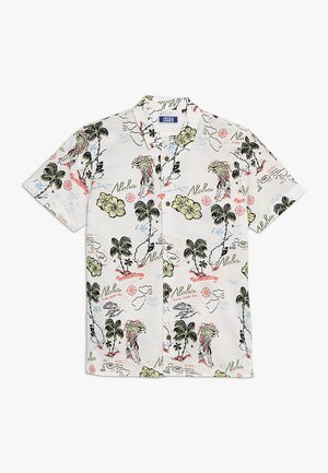 JORNOAH JUNIOR - Shirt - cloud dancer