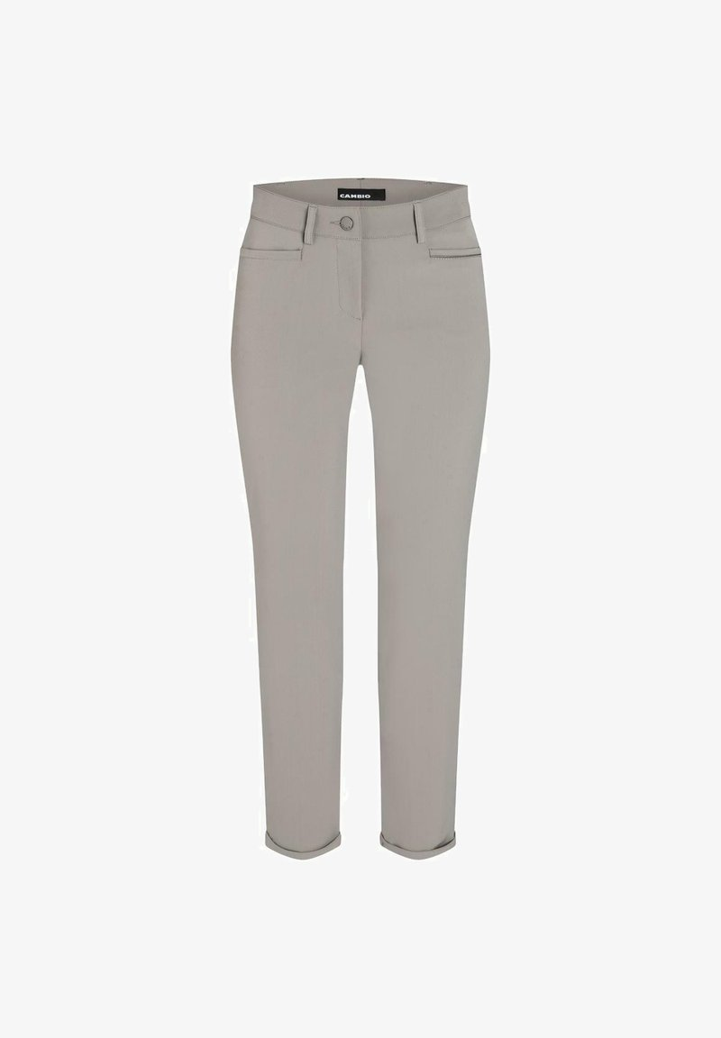 Cambio - Trousers - mud