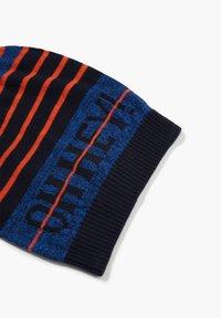 s.Oliver - Beanie - dark blue knit - 1