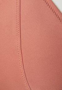 Puma - SWIM WOMEN - Bikini top - brown - 2