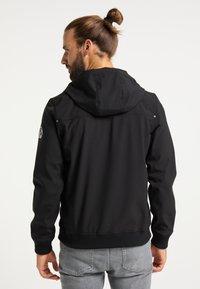 Schmuddelwedda - Summer jacket - schwarz - 2