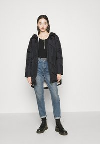 Roxy - STORM WARNING - Winter coat - anthracite - 1