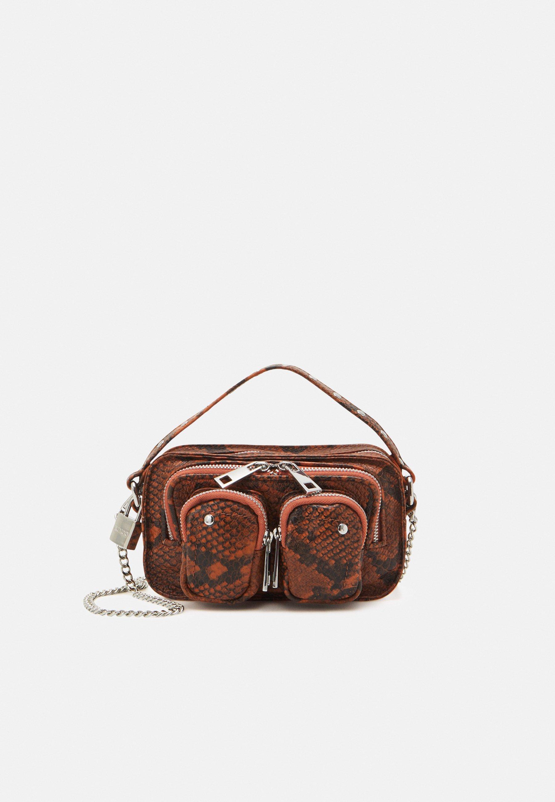 Women HELENA SNAKE DELUXE - Across body bag