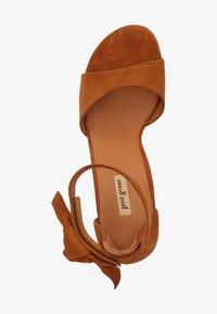 Paul Green - PAUL GREEN PUMPS - Sandals - caramel 56 - 1