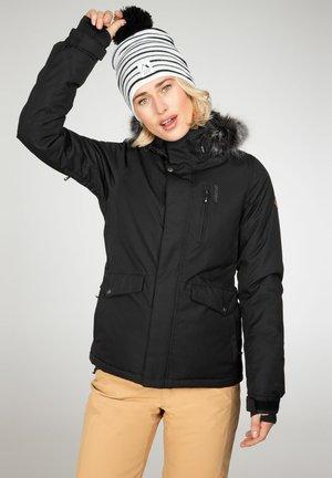 AMANDA - Snowboard jacket - true black