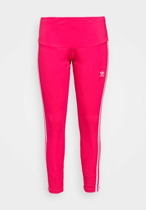 TIGHT - Leggings - Hosen - pink/white