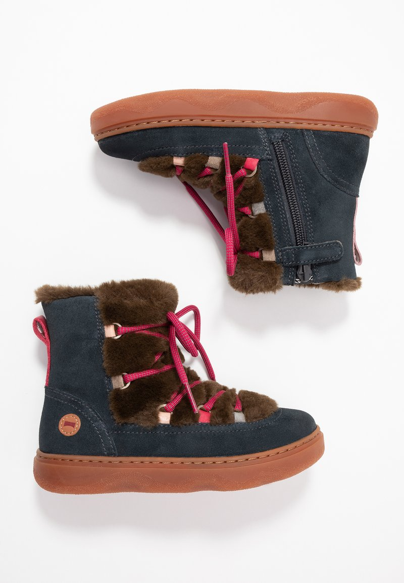 Camper - TWINS - Lace-up ankle boots - multicolor