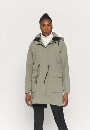 CLARA - Outdoor jacket - mistel green