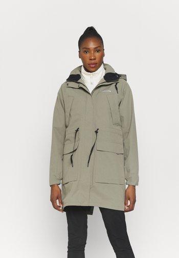 CLARA - Outdoor jacket - mistel green