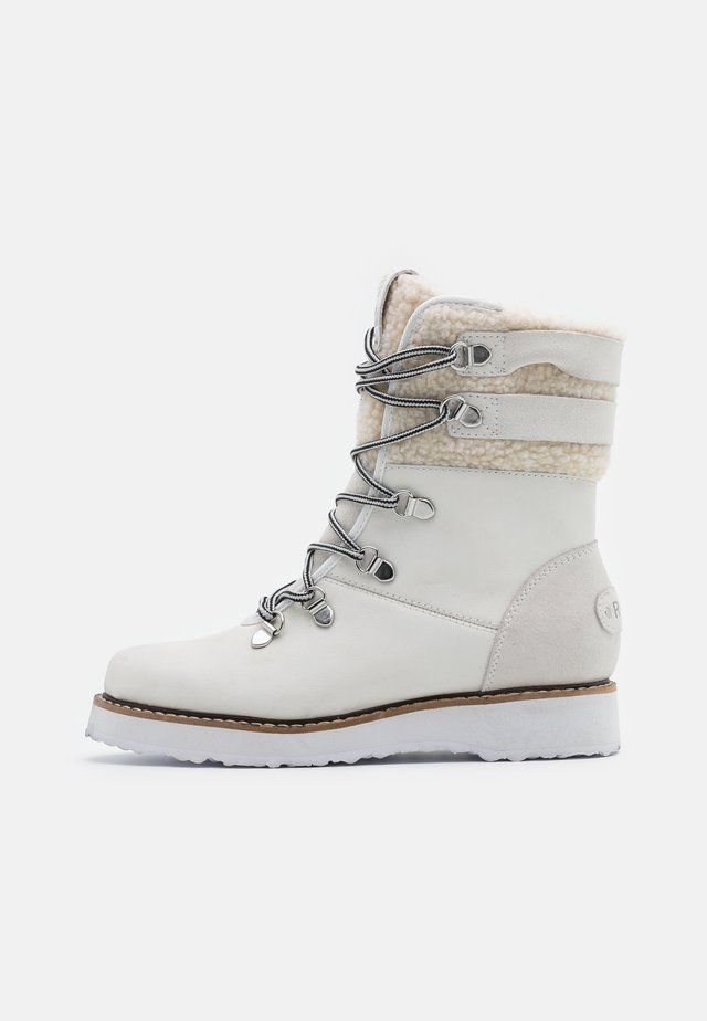 BRANDI - Winter boots - white