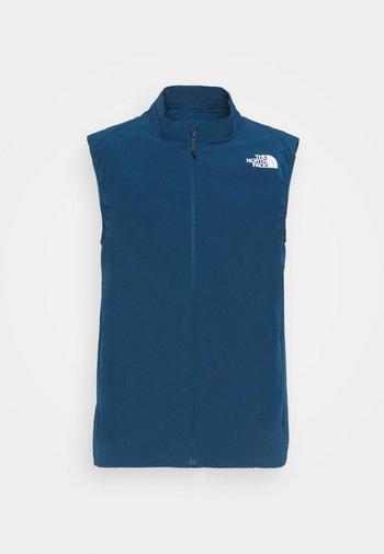 SUNRISER VEST  - Waistcoat - monterey blue