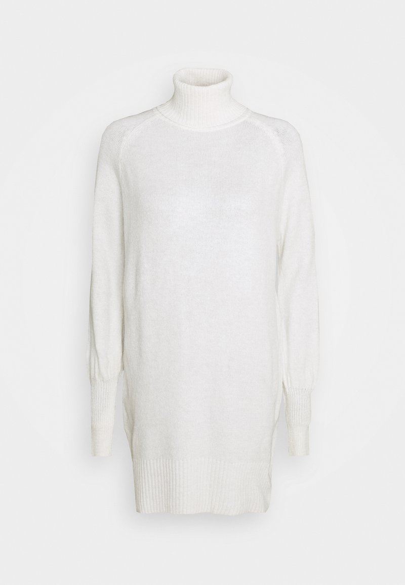 Trendyol - Strikket kjole - ecru