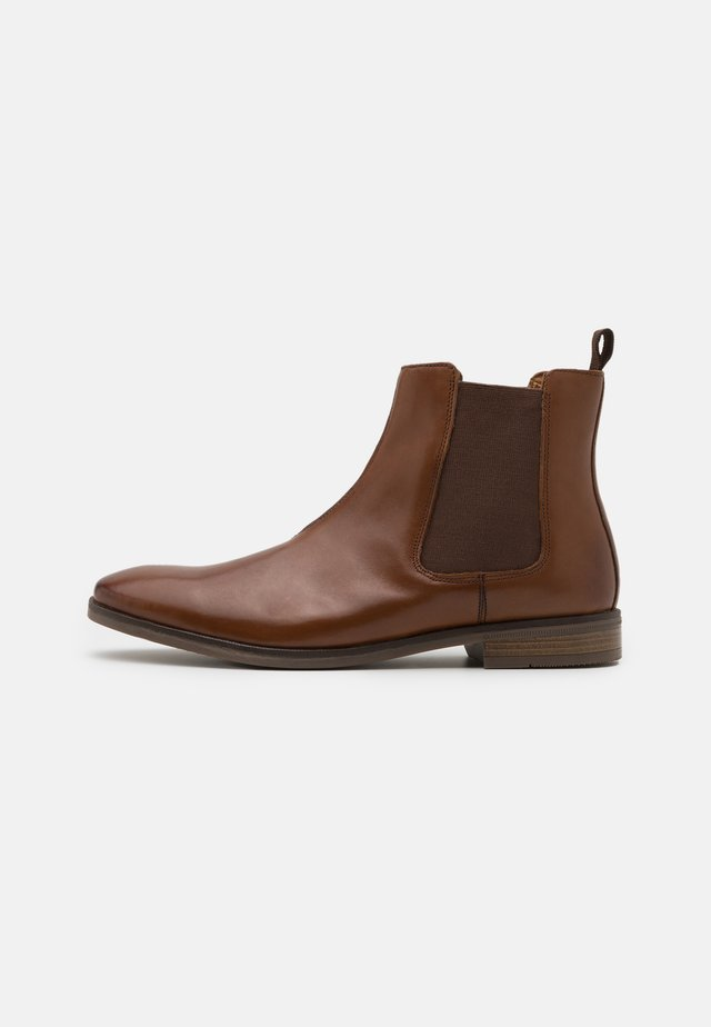 STANFORD TOP - Classic ankle boots - british tan