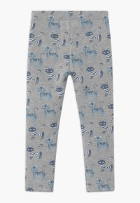 Staccato - THERMO KID 2 PACK - Leggings - Trousers - grey/dark blue - 2