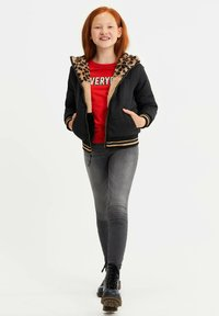 WE Fashion - REVERSIBLE - Winter jacket - all-over print - 0