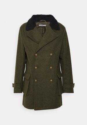 MILITARY JACKET - Cappotto classico - khaki