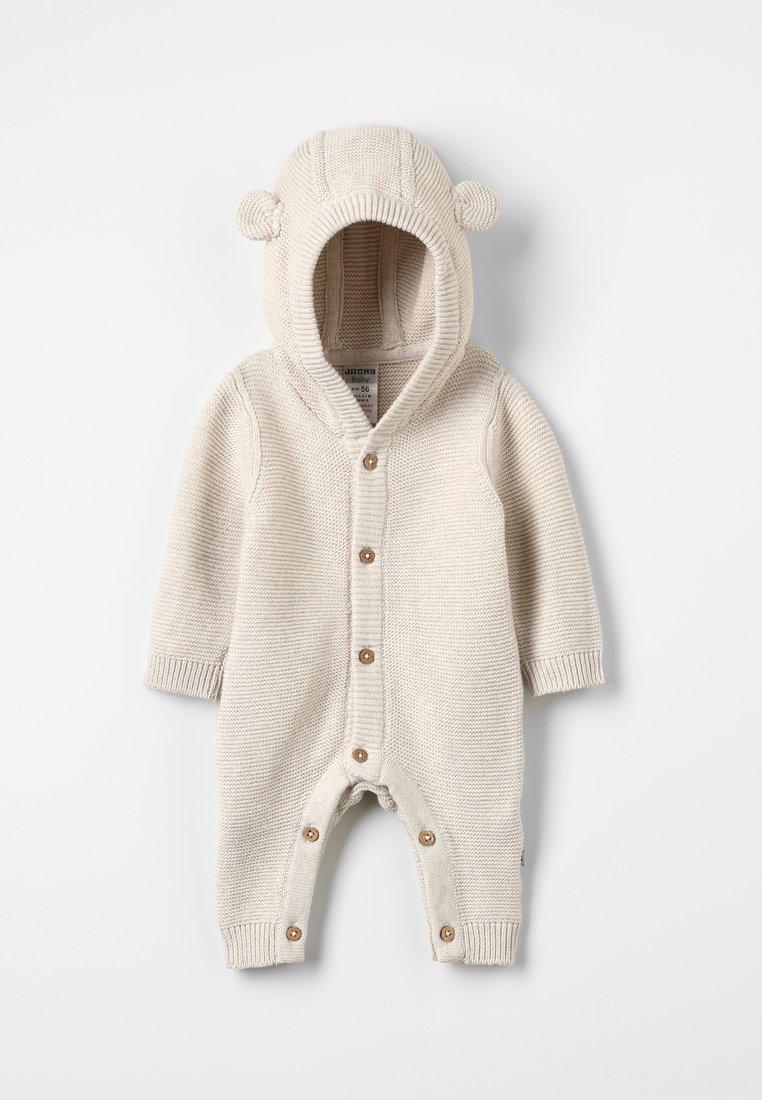 Jacky Baby - HELLO WORLD - Overall / Jumpsuit - beige melange