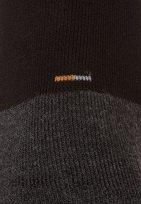 camano - 4 PACK - Sports socks - black - 1