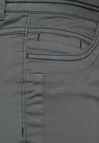 Cecil - SLIM FIT - Trousers - grau - 3